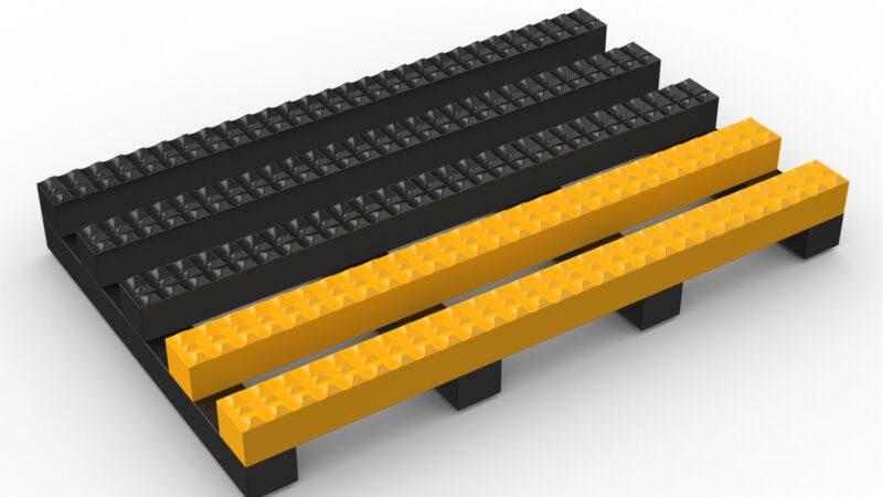 WinLine schwarz/gelb